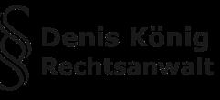 Rechtsanwalt Denis König Beratung in Arbeitsrecht, Zivilrecht, Strafrecht